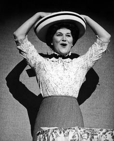 Patricia Routledge Darling of the Day 1968 (she played the role of Hyacinth Bucket/Bouquet on Keeping up Appearances)