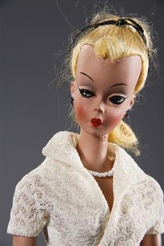 bild lilli doll - predecessor of barbie - my first 'barbie' doll