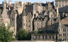 Stony Edinburgh--Edinburgh