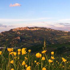 Beautiful sunset, #SanLeo - Instagram by caramellabang