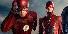 The Flash: Ezra Miller Teases Speed Force Meet-up With Grant Gustin