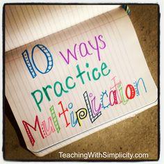 10multiplication