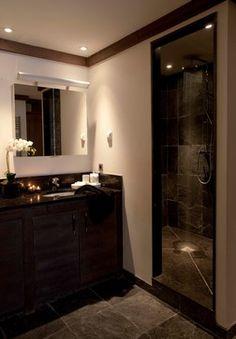 Award Winning Alpine Chalet - contemporary - Bathroom - South West - Inspired Design Ltd