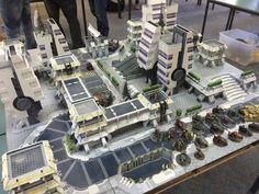 Sci-Fi Streets & Buildings