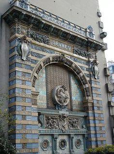 square Félix-Desruelles - Paris