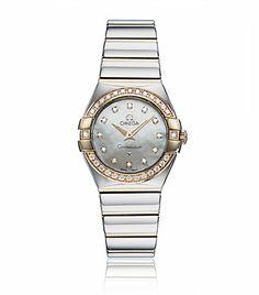 Omega Constellation Watch | Harrods