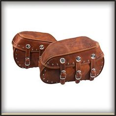 Vintage Saddlebags for an Indian Motorcycle. $1998.98