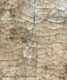 Crackled gesso sample 4594