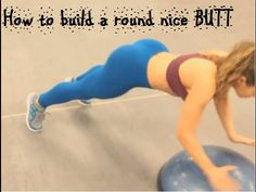 how to build a butt With Different exercises By The Sexiest model Lyzabe...