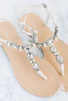 Wedding Sandals Youll Want To Wear Again ❤︎ Wedding planning ideas & inspiration. Wedding dresses, decor, and lots more. Wedding Guest Shoes, Beach Wedding Sandals, Wedding Shoes Bride, Wedding Boots, Beach Shoes, Wedding Dresses, Bridal Sandals, Ceremony Dresses, Cake Wedding