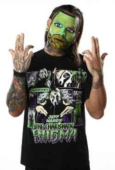 Are you a fan of the TNA wrestling superstar Jeff Hardy?Jeff Hardy is a very popular wrestler that has a lot of fans that Jeff Hardy calls the...