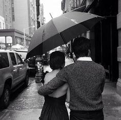 Rainy days under the same 'brella