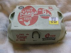 Different sized eggs have a different colour. Egg Packaging, Packaging Design, Food Pack, Plastic Pollution, Morrisons, Plastic Waste, Free Range, Lunch Box, Packing