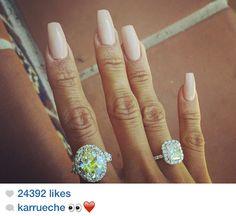 NIGERIAN TOP SECRET: Chris Brown showers Karrueche with diamonds