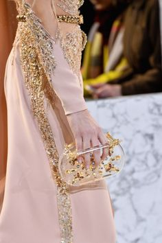 ELIE SAAB Haute Couture Spring Summer 2017 | Clutches