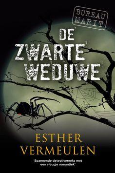 Bureau Marit - De zwarte weduwe - Esther Vermeulen (Miranda)
