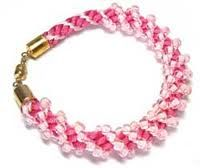 kumihimo with beads instructions - Google Search
