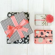 ✂ That's a Wrap ✂ diy ideas for gift packaging and wrapped presents - Mollie Makes issue 45 Rosehip papers Wrapping Ideas, Present Wrapping, Creative Gift Wrapping, Creative Gifts, Unique Gifts, Wrapping Papers, Pretty Packaging, Gift Packaging, Diy Trend