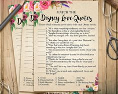 ★ This listing is for a DIGITAL INSTANT DOWNLOAD FILE only. No physical items will be shipped ★   Printable Disney Theme Bridal Shower Game Dont Say Bride − − − − − − − − − − − − − − − − − − − YOU WILL RECEIVE − − − − − − − − − − − − − − − − − − −  - JPG files - Prints on standard A4 or 8.5 x 11 paper. 8 x 10 signs print one per page.   − − − − − − − − − − − − − − − − − − − OTHER BRIDAL GAMES AND MATCHING ITEMS − − − − − − − − − − − − − − − − − − −  Check out other signs here: https:/&#x...