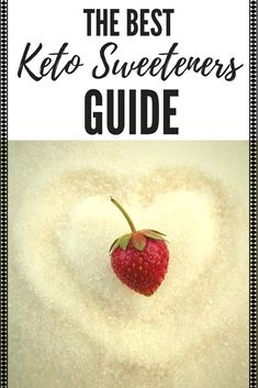 Diet Plans keto sweeteners guide - best alternatives to sugar for a low carb diet - Our keto sweeteners guide includes 4 options for a low carb, low glycemic diet. If you are on a ketogenic diet, want to lose weight or help with diabetes Low Glycemic Diet, Low Carb Diet, Low Fodmap, Improve Mental Health, Good Mental Health, Natural Cures, Natural Health, Natural Treatments, Natural News