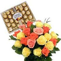 Online Flowers and Chocolates