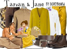 fashion, jane disneybound, cloth, outfit thing, disney outfit, disneyoutfit, tarzan, disney bound, disney inspir