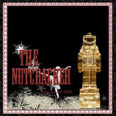 Nutcrackers love Christmas to 🌰