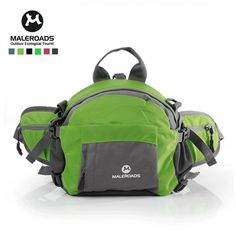 Maleroads Unisex 4 in 1 Function Ride Packet - Free Shipping- - TopBuy.com.au