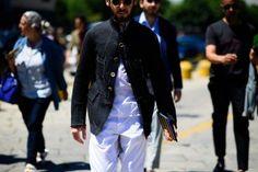 Milan Fashion Week SS17: Street Style | Highsnobiety