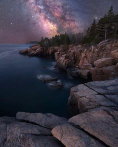 The snow finally melted to reveal the incredible granite cliffs of Acadia National Park Maine. Landscape Photography Tips, Nature Photography, Photography Software, Aperture Photography, Photography Settings, Photography Pricing, Photography Tricks, Photography Magazine, Photography Equipment