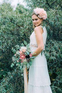 Wedding Photography Ideas : Wedding inspiration shoot in Finland.   Petra Veikkola Photography Wedding