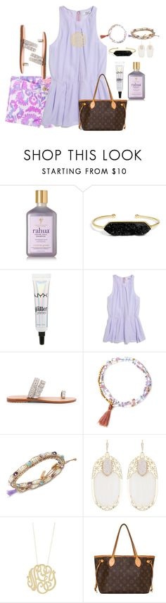 """Today was...."" by livnewell ❤ liked on Polyvore featuring RAHUA, BaubleBar, NYX, Lilly Pulitzer, Madewell, Mystique, Me to We, Lonna & Lilly, Kendra Scott and Ginette NY"