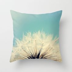 She's a Firecracker Throw Pillow by Beth - Paper Angels Photography - $20.00