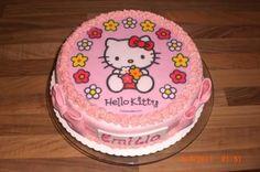 Hello Kitty Aufleger, Torte zum 2. Geburtstag!!