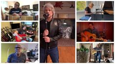 #NY #THEPEOPLE #SWD #GREEN2STAY Thankyou (Under 5 Min Video)It's My Life - Rise Up New York! The Robin Hood Relief Benefit 5/11/2020 - YouTube Bon Jovi Song, Band Group, We Are All Human, World Peace, Kinds Of Music, Wonders Of The World, Robin, Benefit, My Life