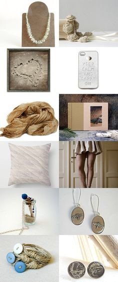 Sand by Loula on Etsy--Pinned with TreasuryPin.com