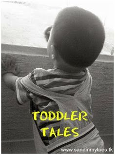 NEW in Toddler Tales: Little Dude recites a rhyme!   #parenting #toddlers