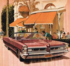 1965 Pontiac Grand Prix - 'The Carleton': Art Fitzpatrick and Van Kaufman