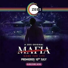 """DownloadZEE5 Original Series – Mafia (2020) Season 1Complete Hindi WEB Series. """"Six friends who were extremely closely knit in their college days reunite for Tanya's bachelor party in Madhupur."""" This is a ZEE5 Originals Series and available in1080p&720p&480pqualities. This ZEE5 WEB Series is based onAction, Drama. This Series isavailable inHindi. New Tv Series, Web Series, Scary Movies, Good Movies, Mafia Online, Amazon Prime Video App, Series Poster, Star Wars Sequel Trilogy, Movie Plot"""