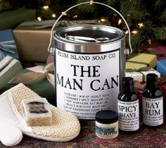 Pamper your man this Valentine's Day with invigorating men's skin care products packaged in one manly gift container. A great Valentine gift for men. Valentine Gifts For Husband, Unique Valentines Day Gifts, Valentine Gifts For Girlfriend, Valentines For Kids, Boyfriend Gifts, Christmas Gifts, Valentine Ideas, Christmas Ideas, Homemade Gift Baskets