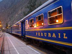 Trenes en Perú: Ferrocarril del Sur del Perú (Cusco, Puno, Arequipa)