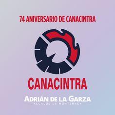 Hoy se cumplen 74 años de la fundación de la Cámara Nacional de la Industria de Transformación (Canacintra). Felicidades a quiene trabajan en empresas del sector industrial mexicano, son parte fundamental del desarrollo, innovación y competitividad. En Monterrey tenemos muchos ejemplos.