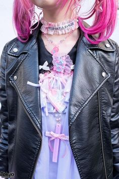 Moco on Tokyo Fashion Blog