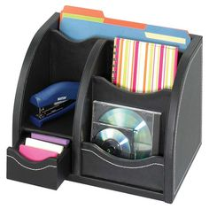 Found it at Wayfair - Multi Purpose Organizer in Black