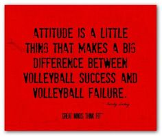 #volleyball #quotes on #motivational #posters