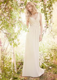 Bridesmaids and Special Occasion Dresses by Jim Hjelm Occasions - Style jh5560