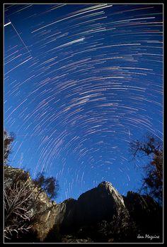 Yosemite Startrails