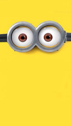 Today I am sharing a collection of minions from Despicable Me 2 Move. Scroll down to get Minion wallpapers, images & fan art. Minions Eyes, Despicable Me 2 Minions, My Minion, Minions 2014, Minion Face, Minion Banana, Funny Minion, Funny Jokes, Minion Wallpaper Iphone