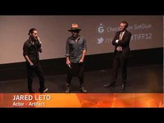 "30 Seconds to Mars premiering ""Artifact"" at the Toronto International Film Festival 09/14/2012"