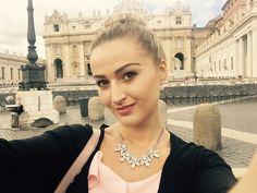 Tatiana Hajzusova - Vatican